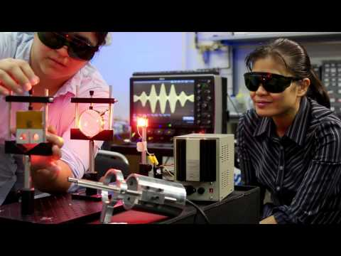The Forefront of Discovery: UT Arlington College of Engineering