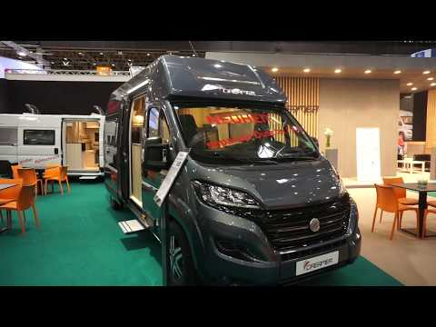 Dreamer Camper Van XL Select tour