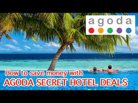 Agoda secret hotel offers. Find out how to save large amounts on your hotel bookings.