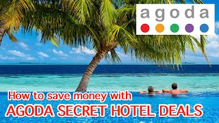 Agoda secret hotel offers. Find out how to save large amounts on your hotel bookings. screenshot 3