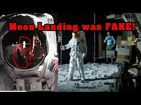 सबसे बड़ा धोका  इंसान कभी चाँद पे नहीं गया  Human Never Landed On Moon  Moon landing hoax