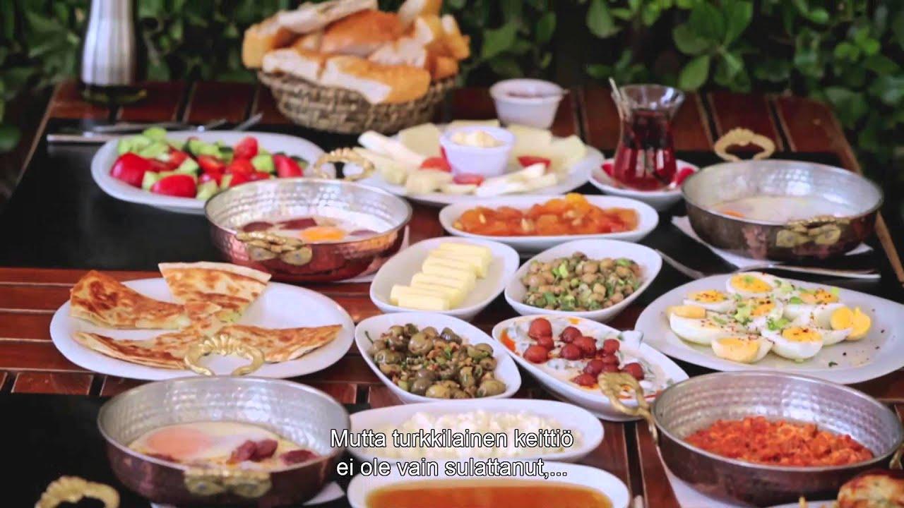 Kommentoi juttua: Turkkilainen ruoka – mausteiden hurmaa
