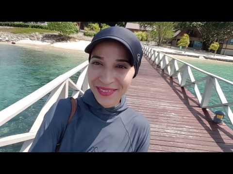 TRAVEL VLOG : TIOMAN ISLAND MALAISIE