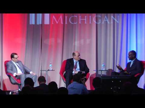Tomorrow's Talent, Communities, Assets BLM CEO Summit 2013 Detroit
