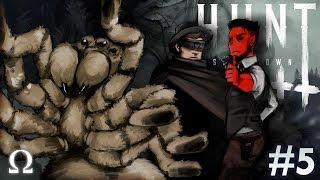 CARTOONZ İLK ÖRÜMCEK ÖDÜL! | Hunt (Alfa) Örümcek Ft #5 Hesaplaşmaya. Cartoonz