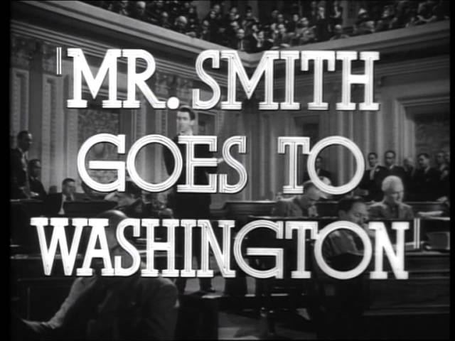 Monsieur Smith Au Sénat (Mr. Smith Goes To Washington) - Bande Annonce (VOST)