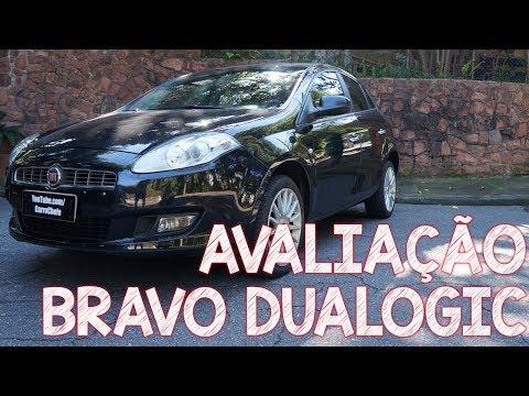 Avaliação Fiat Bravo absolute 2014 DUALOGIC - Será mesmo o pior câmbio da história?