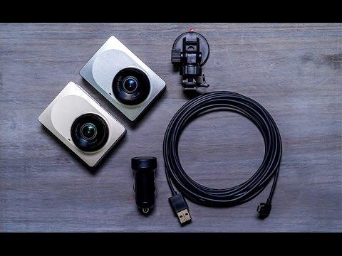 Gopro Dash Cam >> Xiaomi Yi Car Camera, la primera dash cam de Xiaoyi - YouTube