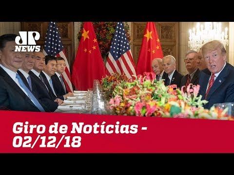 Giro de Notícias - 02/12/18