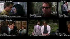 Stream Miami Vice, Knight Rider, and more! [NBC Throwbacks]