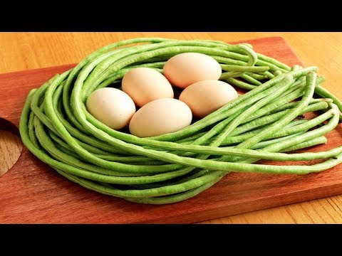 Beans are so delicious, plus 5 eggs to teach you how to eat new ways.