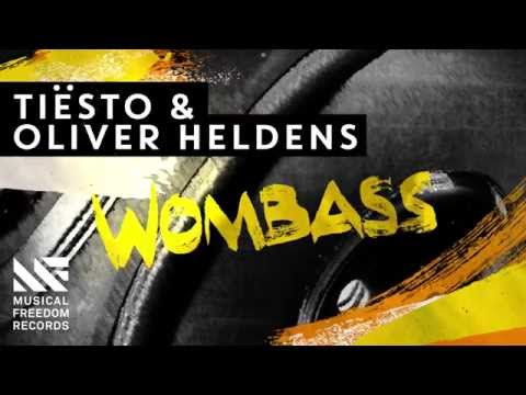 Tiësto & Oliver Heldens  Wombass Available November 9