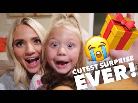 CUTEST FATHER'S DAY SURPRISE!!! (OUR FIRST FATHER'S DAY TOGETHER)