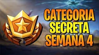 SECRET CATEGORY-WEEK 4-FORTNITE