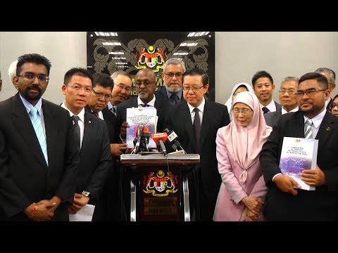 Pakatan says RCI findings politically motivated, calls for debate on report