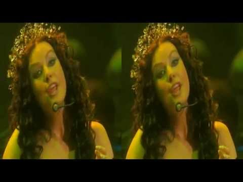 Sarah Brightman-Scarborough Fair-3D-4K