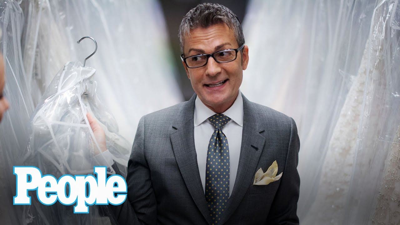 Say Yes To The Dress: Randy Fenoli Breaks Down His Wedding