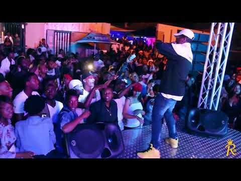 GAZZA x EMTEE x SAUDI - LIVE PERFORMANCE @ club vibe (windhoek) #RoyalteeTVexclusive