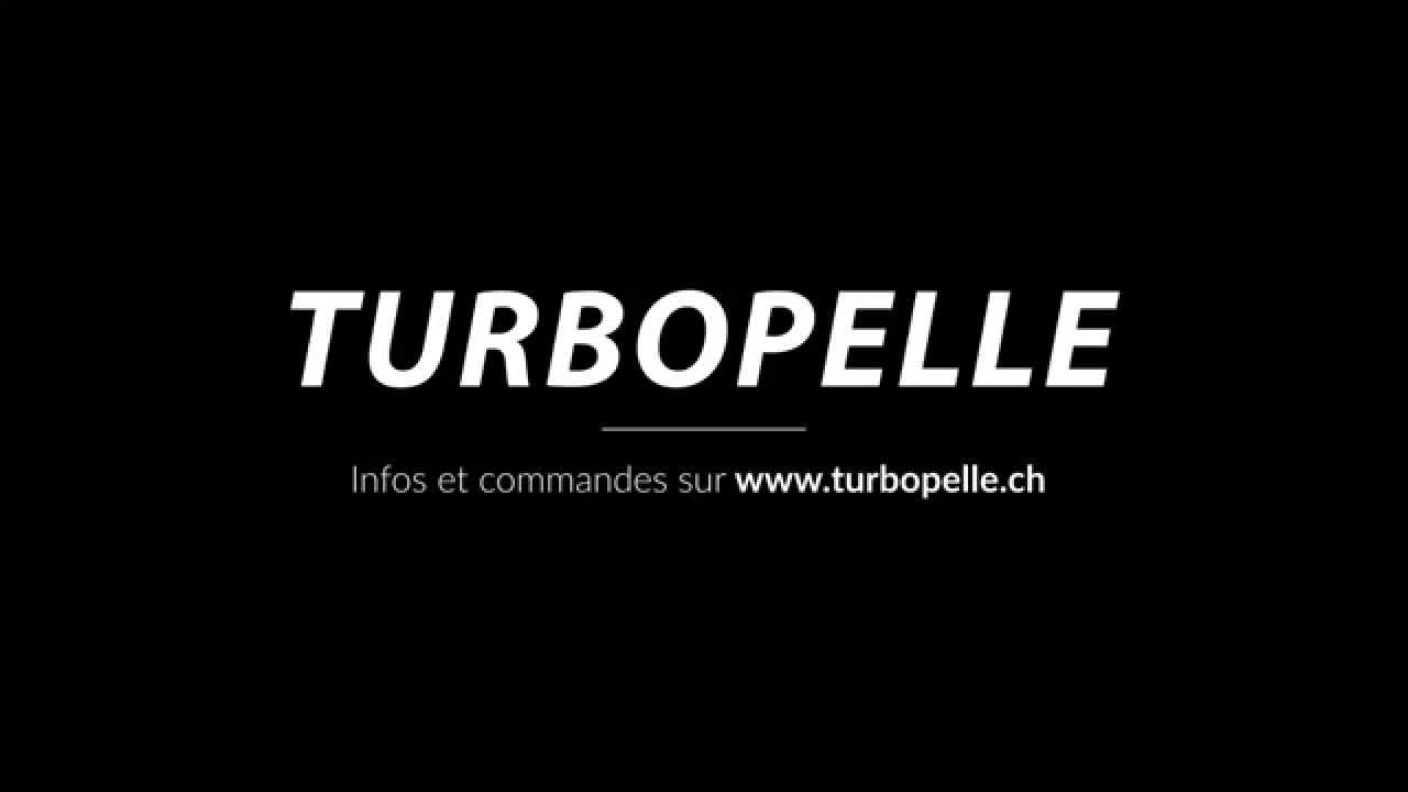 pelle neige lectrique turbopelle youtube. Black Bedroom Furniture Sets. Home Design Ideas