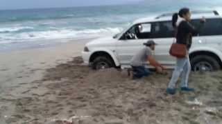 Rescate en unimog rinconada Antofagasta