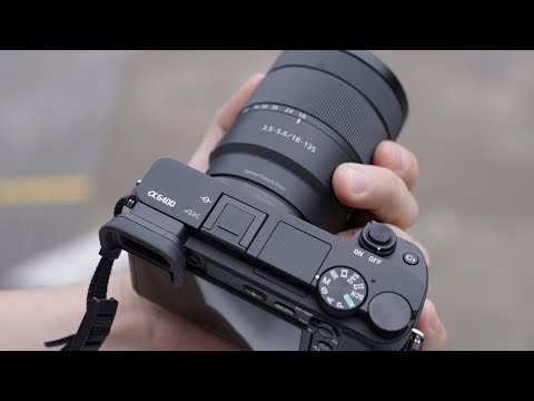 Sony a6400 First Impressions