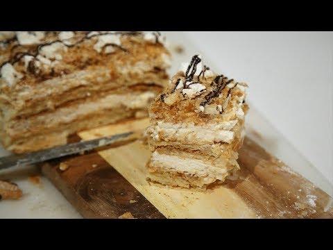Տորթ Հայկական - Cake Haykakan Recipe - Heghineh Cooking Show in Armenian