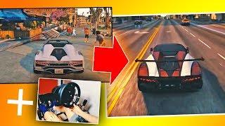 GTA 5 TUNING - PEGASSI ZORRUSSO + kierownica ⚠️