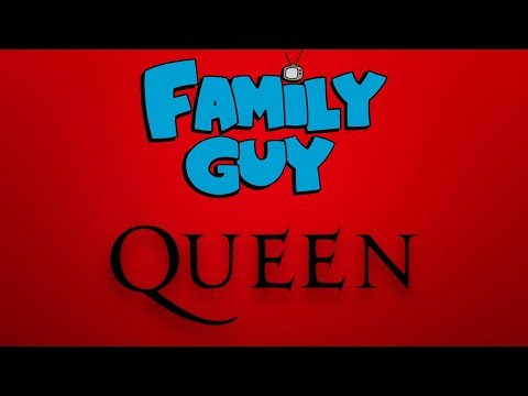 Queen References in Family Guy