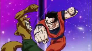 Dragon Ball Super Gohan Vs Lavender (gohan Is Poisoned And Blinded By Lavender) (epic)