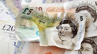 ABSTURZ EINER WÄHRUNG: Die Angst vor der Kernschmelze des britischen Pfund