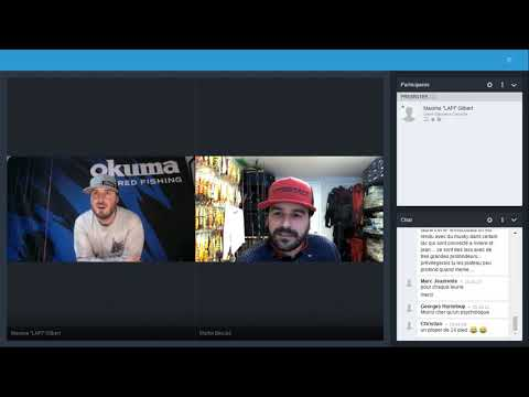 Les conférences de Maxime LAPI Gilbert au Salon Virtuel de la Pourvoirie