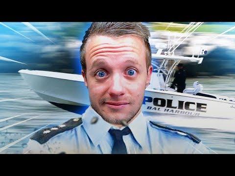 POLICE MARITIME AVEC NINO - GARRY'S MOD DARK RP