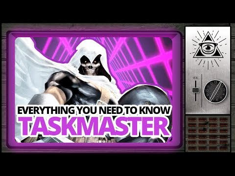 Everything You Need To Know About Taskmaster (Explainiac W/ Dan Casey)