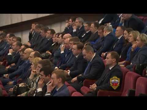 Службе экономической безопасности и противодействия коррупции МВД России – 80 лет