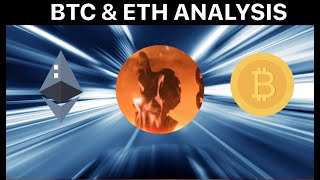 Bitcoin And Ethereum - Crypto Technical Analysis