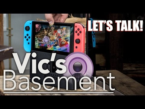 Nintendo Switch Launch Day Discussion!! - Vic's Basement - Electric Playground