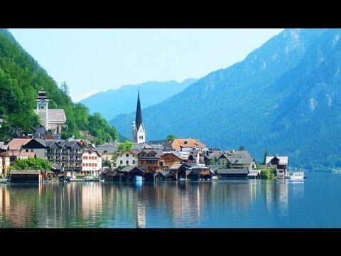 FOOTLOOSE IN AUSTRIA DVD - Hallstatt & Salzburg - travel guide video
