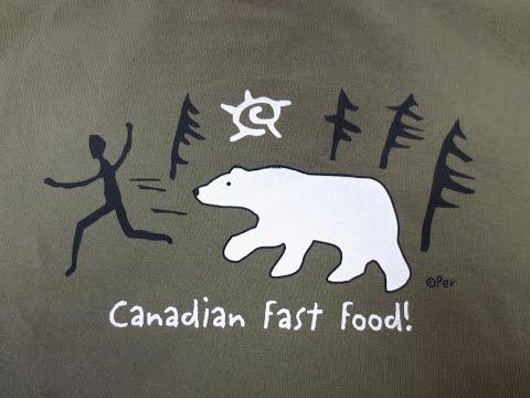 Канада 910: Сравниваем популярность фастфуда в Канаде и США