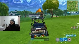 GOLF BUGGY KILL? - FORTNITE SEASON 5