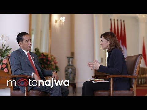 Mata Najwa Part 3 - Kartu Politik Jokowi: Jokowi Berburu Cawapres