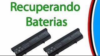 Como recuperar bateria viciada