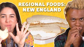 We Tried Foods from New England | TASTE TEST Video