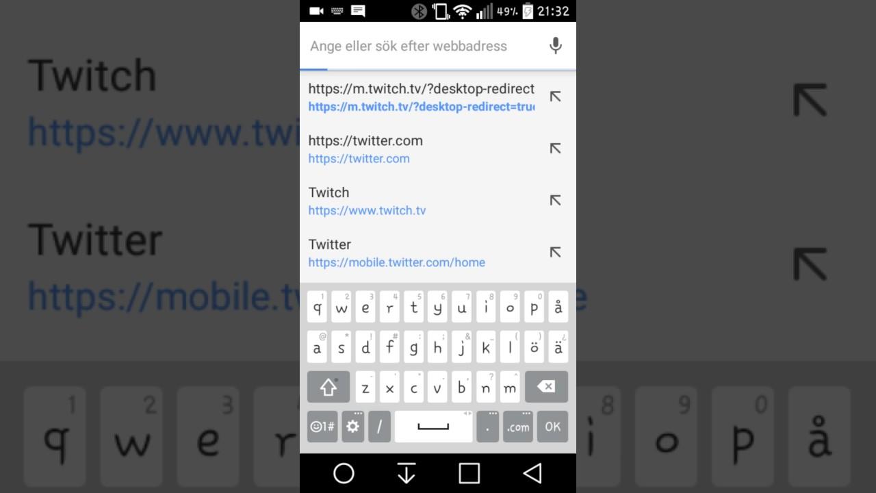 How2 change Twitch username on phone - YouTube