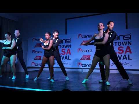 Paradiso Dance Academy @ Mzansi Cape Town Salsa, Bachata & Kizomba Festival 2016 thumbnail