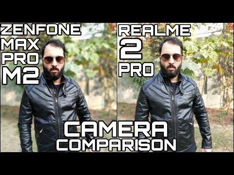 Asus Zenfone Max Pro M2 vs RealMe 2 Pro Camera Comparison Asus Zenfone Max Pro M2 Camera Review