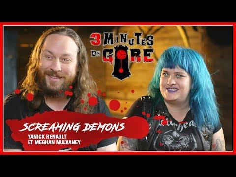 3 minutes de gore   S01 E08   Screaming Demons