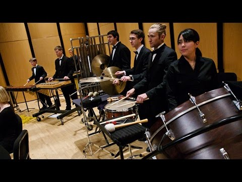 Fort Lewis College Music's Percussion/Pan-American Ensembles Concert