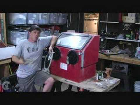 Introduction to Sandblasting - YouTube