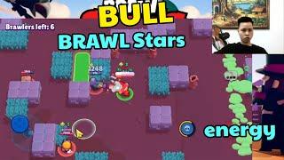 Bull Brawl Stars Funny   Sasa M Channel