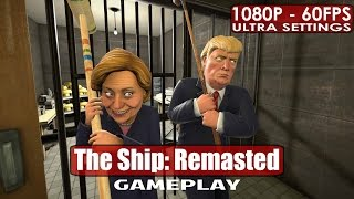 The Ship: Remasted gameplay PC HD [1080p/60fps]